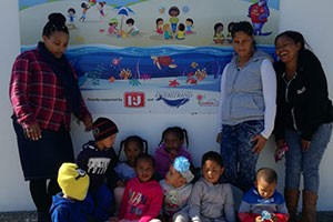 A 'new' pre-school for Buffeljagsbaai's children