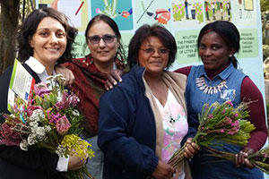 Fynbos stars at Europe Day