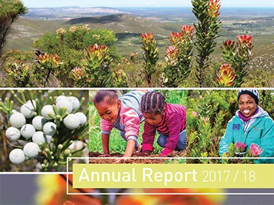 Flower Valley's 2017-18 annual report available